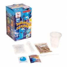 Набор для опытов «Забавные лизуны», цвет голубой Ракета