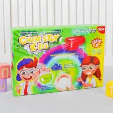 Набор для проведения опытов «Магические эксперименты» серия Chemistry Kids, эконом Данко Тойс / Danko Toys