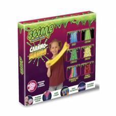 Большой набор для девочек Slime - Лаборатория, 300 гр. Волшебный мир