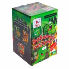 Набор для опытов «Забавные лизуны №1», цвет зелёный Ракета