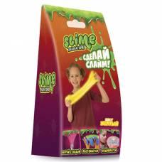 Малый набор Slime - Лаборатория, желтый, 100 гр. Волшебный мир