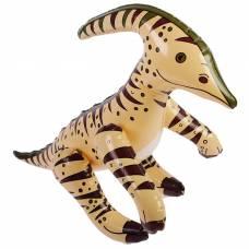 Игрушка надувная «Динозаврик», 75 см Забияка