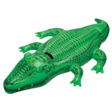 Игрушка для плавания «Крокодил», 168 х 86 см, от 3 лет, 58546NP INTEX Intex
