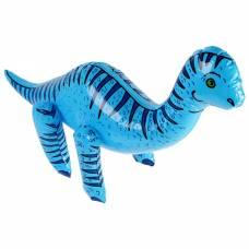 Игрушка надувная «Динозавр», 75 см Забияка