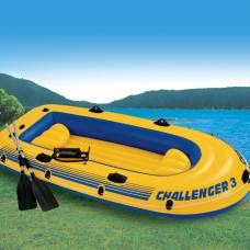 Надувная лодка Challendger-3  Intex