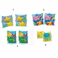Надувные нарукавники для детей Starfish Intex