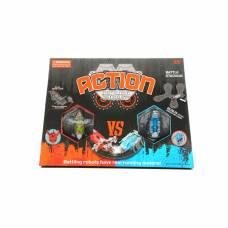 Игровой набор Action Battling Robots с 2 роботами-жуками  Shenzhen Toys