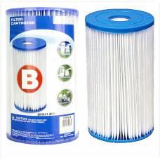 Сменный картридж для фильтрующих насосов, тип B (для насосов 56633, 56634) Intex