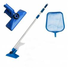 Набор для очистки бассейна с телескопической рукояткой Intex