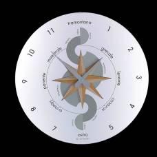 Часы настенные «Млечный путь-S» Incantesimo Design