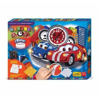 Набор для творчества Mosaic Clock - Тачки Данко Тойс / Danko Toys