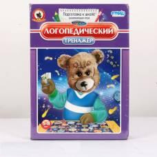 Логопедическая игра-тренажер Русский стиль