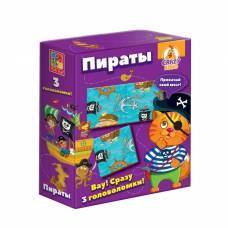 Головоломка «Пираты» Vladi Toys