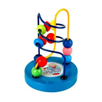 Деревянная развивающая игрушка