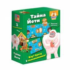 Головоломка «Тайна Йети» Vladi Toys