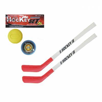 Набор для игры в хоккей, 4 предмета