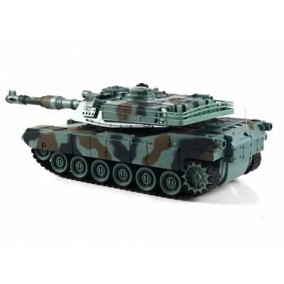 Радиоуправляемый танк M1A2 (на аккум., 7 функций), 1:28