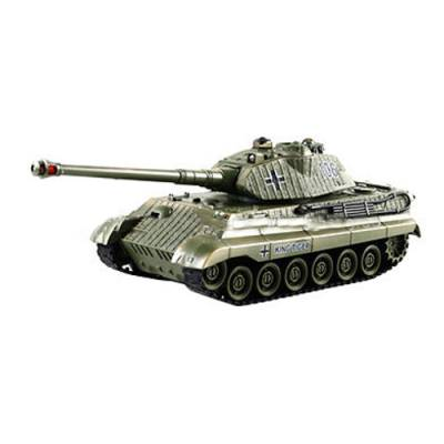 Радиоуправляемый танк German King Tiger (на аккум., 7 функций), 1:28
