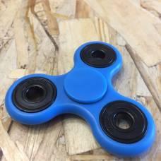 Флуоресцентный спиннер для рук, синий