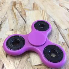 Флуоресцентный спиннер для рук, фиолетовый