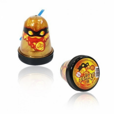 Лизун Ninja Slime, золотистый, 130 гр. Волшебный мир