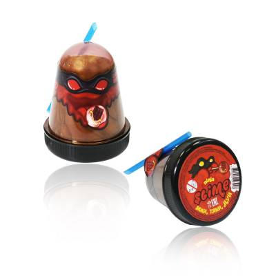 Лизун Ninja Slime с ароматом шоколада, 130 гр. Волшебный мир