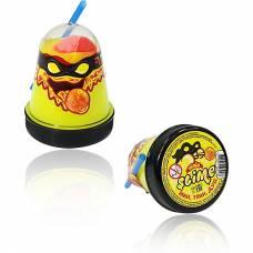 Лизун Ninja Slime 2 в 1, желтый и красный, 130 гр. Волшебный мир