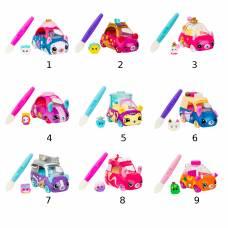 Меняющая цвет машинка Cutie Cars Moose