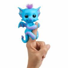 Интерактивная игрушка Fingerlings - Дракон Тара, 12 см WowWee