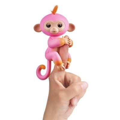 Интерактивная ручная обезьянка Fingerlings - Саммер WowWee