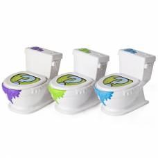 Игровой набор Flush Force - Унитаз с 2 фигурками, 1 серия  Spin Master