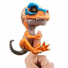 Интерактивная игрушка Fingerlings - Динозавр Скретч, 12 см WowWee