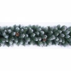 Гирлянда рождественская Канадская 270*26см Max Christmas