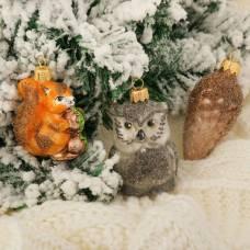 Набор новогодних игрушек