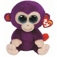 Мягкая игрушка Beanie Boo's - Обезьянка Grapes, 23 см Ty Inc