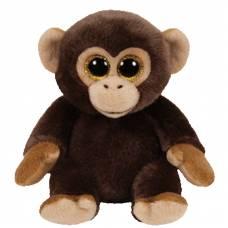 Мягкая игрушка Beanie Babies - Обезьянка Bananas, 15 см Ty Inc