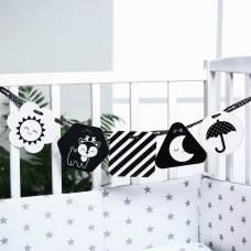 Детская растяжка на кроватку  по методике Г. Домана