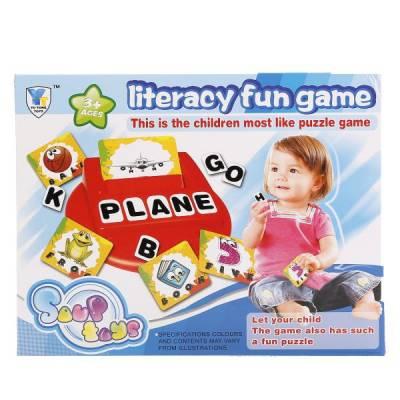 Настольная игра Literacy Fun Game