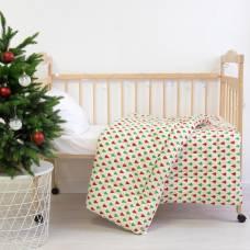 Одеяло «Этель» Ёлочка, 110×140 см, 100% хлопок, фланель Этель