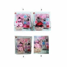 Набор аксессуаров и одежды для куклы Fashion Girl
