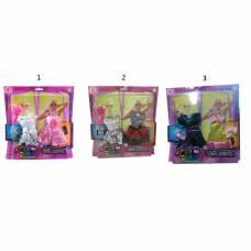Набор одежды и аксессуаров для кукол Sariel Shenzhen Toys