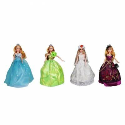 Бальное платье для куклы, 29 см Shantou