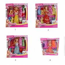 Кукла Beauty с набором одежды, 29 см