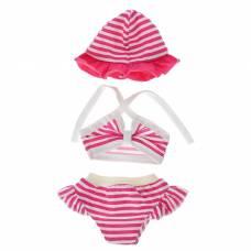 Одежда для кукол 38-43 см: топик, шорты с панамой Colibri