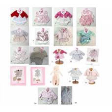 Комплект одежды для кукол, 42 см  Munecas Antonio