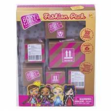 Набор из 6 посылок с сюрпризом Boxy Girls 1TOY