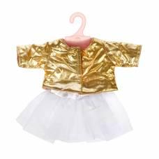 Одежда для куклы 38-43см, куртка c юбкой. Mary Poppins