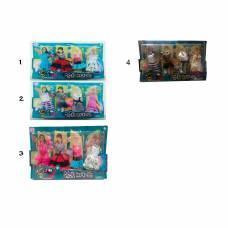 Набор одежды и аксессуаров для кукол Fashion Coordinates Junfa Toys