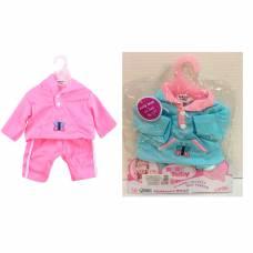 Комплект одежды для кукол Baby Toby, 42 см