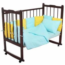 Комплект в кроватку из 4 предметов